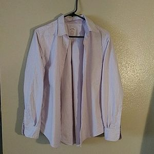 EUC brook brothers button down